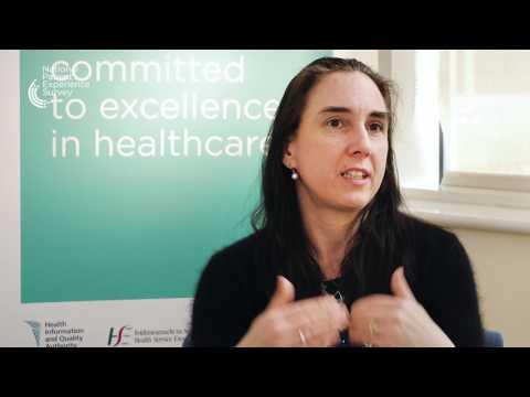 Margaret Lux - Patient council member, Saolta hospital group