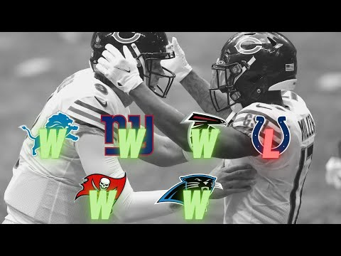 Best Moments of the Chicago Bears 5-1 Start ᴴᴰ ||