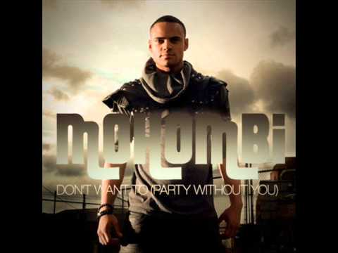 Mohombi - Don't Wanna Party Without You (Extended Remix 2013)