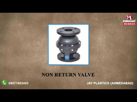P.P. Ball Valves & Pipe Fittings By Jay Plastics, Ahmedabad