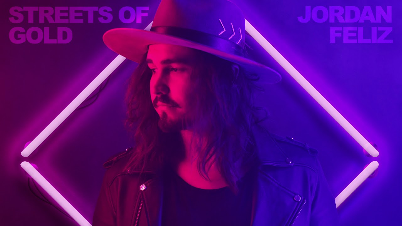Jordan Feliz - Streets of Gold (Audio Video)