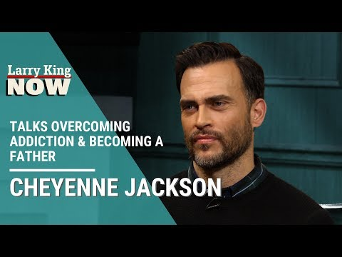 'American Horror Story' Star Cheyenne Jackson Talks Overcoming ...