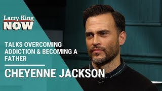 cheyenne Jackson interview