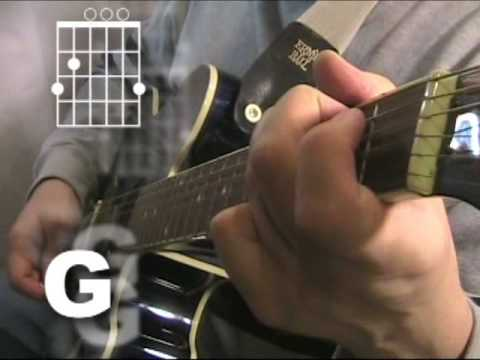 Beginning Guitar: Unchained Melody Part 1 By David Whitestone