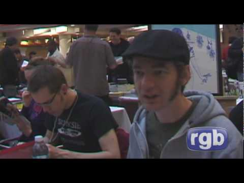 rgbFilter @ TCAF 2009 - Jamie McKelvie, Ray Fawkes...