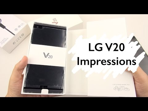 LG V20 Review | Unbox | Price | Feature | Camera and Video Sample