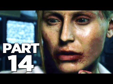 RESIDENT EVIL 2 REMAKE Walkthrough Gameplay Part 14 - G-VIRUS (RE2 CLAIRE)