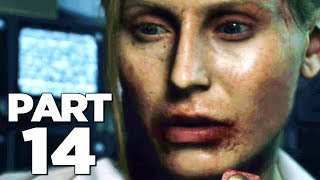 RESIDENT EVIL 2 REMAKE Walkthrough Gameplay Part 14 - G-VIRUS (RE2 CLAIRE)