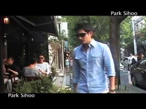 Park Shi Hoo -- One's day private life