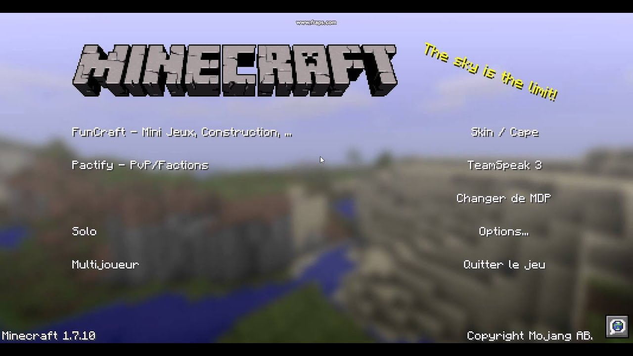 launcher minecraft ascentia