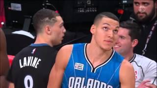 NBA'de unutulmayacak smaç yarışması!