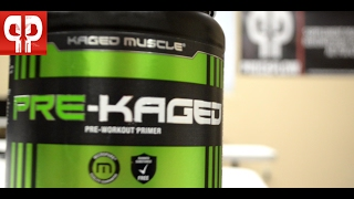 Pre-Kaged Review (Kaged Muscle) - Fruit Punch & Krisp Apple