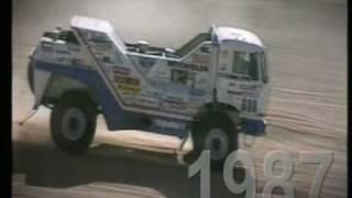 Promotiefilm RTL7, Team de Rooy, Dakar 2009 & Africa Race 2008