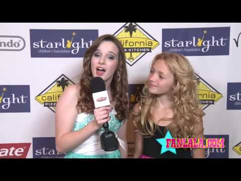 Kay Panabaker's Personal Tie With Starlight Foundation