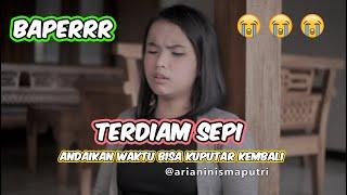 Terdiam Sepi cover by Putri Ariani Live Acoustic