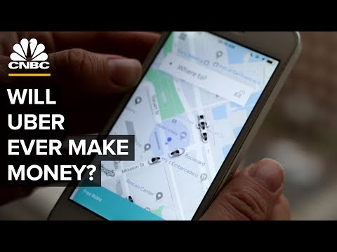 The Woody Show - Will Uber ever make money?
