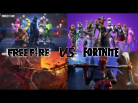 Freefirevsfortnite El Rap De Free Fire Vs Fortnite Muy Pronto