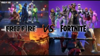 #freefirevsfortnite The Rap of FREE FIRE VS FORTNITE (Very Soon) Jonathan The Puto Amo