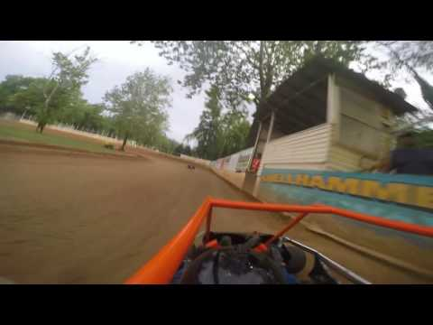 Jax Yohn Racing - Shellhammers Speedway - July 2, 2016 - Feature 1