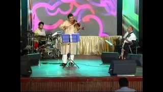 Neerinalli Aleya Ungura (Bedi Bandavalu) - Violin Chandru - Cinema On Strings