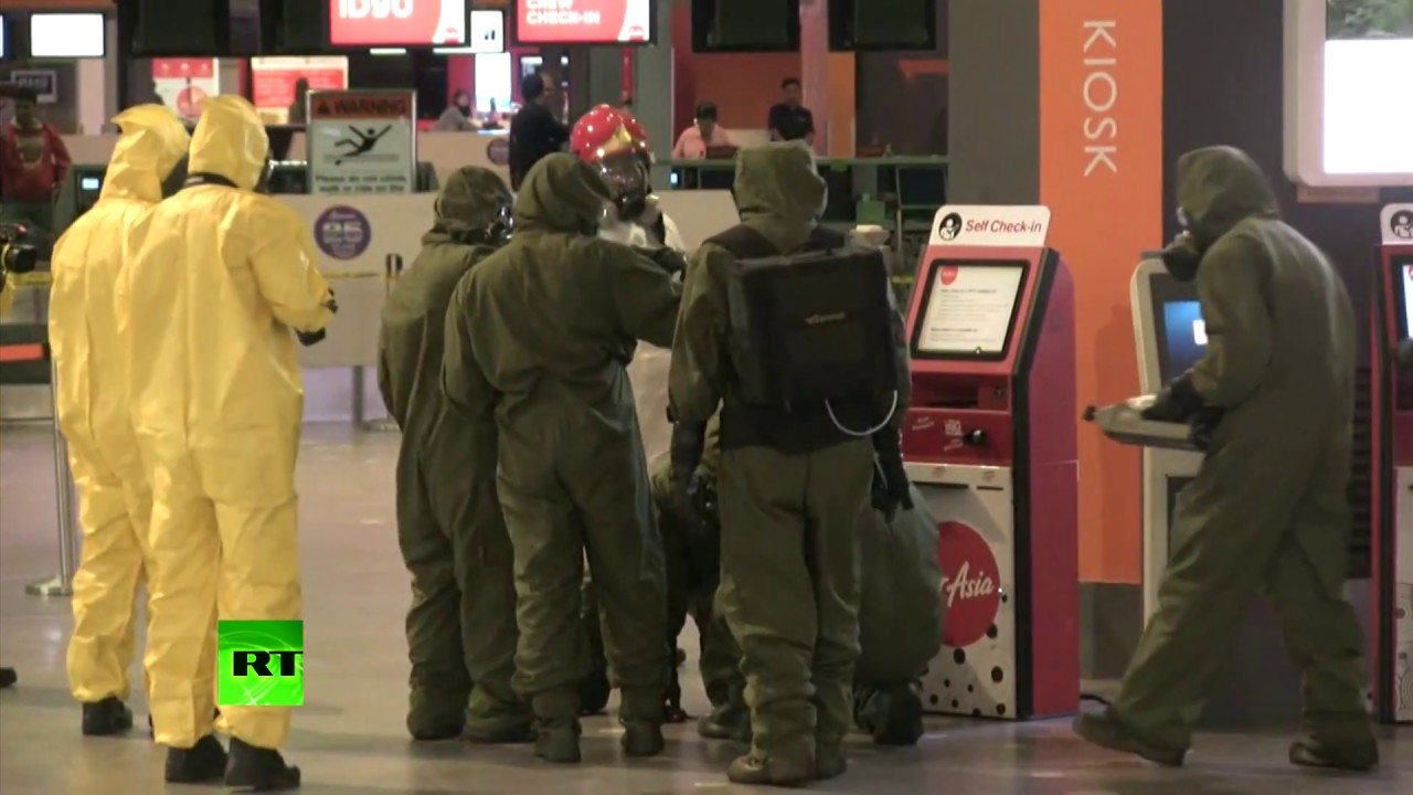 Searching toxic chemicals: Malaysia sweeps Kuala Lumpur airport after Kim Jong-Nam murder