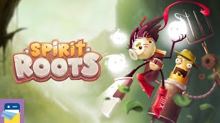 Spirit Roots: iOS iPad Gameplay Part 1 (by FredBear Games)