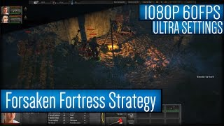Forsaken Fortress Strategy Gameplay PC HD [1080p 60FPS]