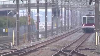 【運用復帰ラスト1編成】定期回送東武20070系21873FB6937T通過