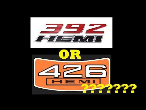 Should I ditch the 392 for a 426 Hemi?!?!