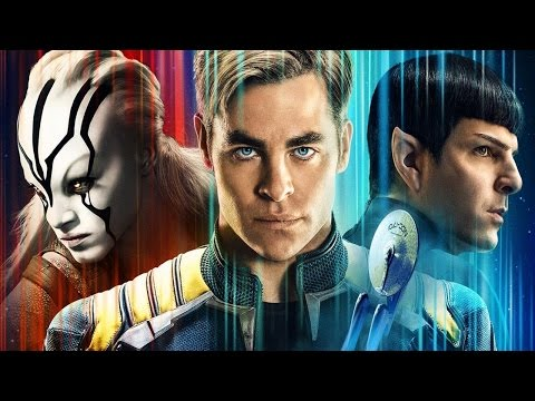 9 Minutes of Star Trek Beyond