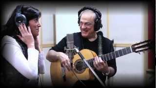 """Ana Gilli canta com Toquinho """"Como dizia o Poeta"""" (Vinicius de Moraes e Toquinho)"""