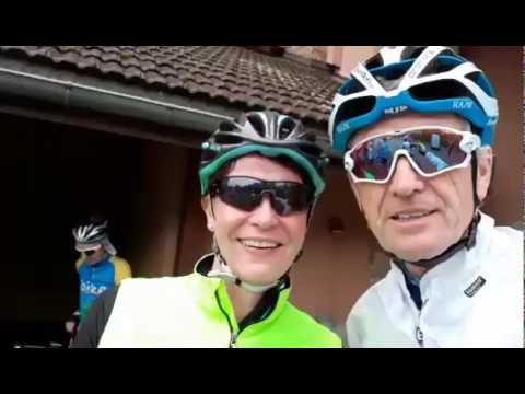 Geneva Nice 2018-Stage 2-Leslie, Steve, Tom, And John Discuss Taking On Col De La Madeleine