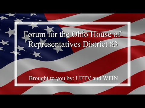 83rd Ohio House District Political Forum