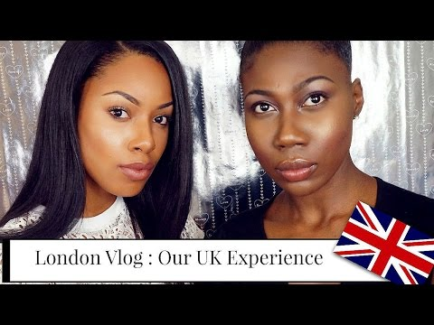 London Vlog: Our UK Experience, Acting Class, & Movie Trailers