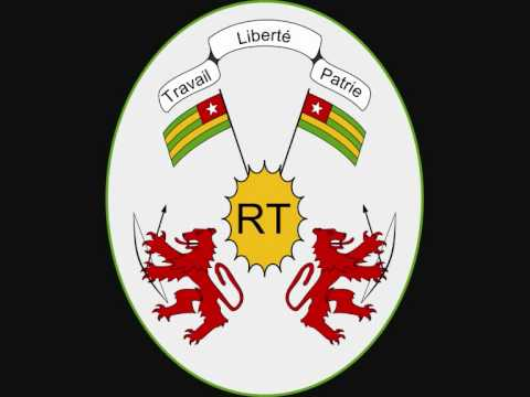 National Anthem of Togo (1979-1991)