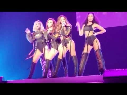 Little Mix -Touch -Dangerous Woman Tour-live-Omaha  2017- HD- YouTube