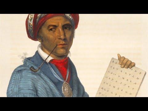 Cherokee Almanac: Sequoyah's Cabin