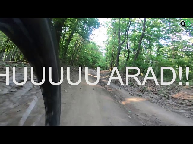 Aventuri pe bicicleta : Cladova - Feredeu - Ghioroc