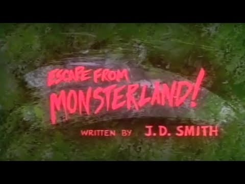 My Pet Monster - Episode 8 - Escape from Monsterland!