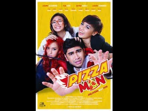 ASLI Pizza Man (Joanna Alexandra, Yuki Kato) - film Indonesia Terbaru