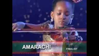 Amarachi Uyanne #Top 10 Finalist | Nigeria's Got Talent