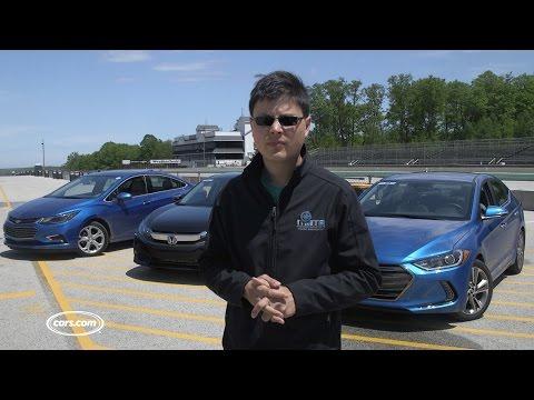 Compact Sedan Comparison Video
