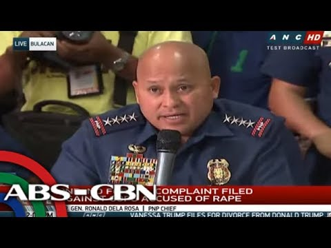 'Bato' to Bulacan cops tagged in rape: 'I will crucify you' if charges are true