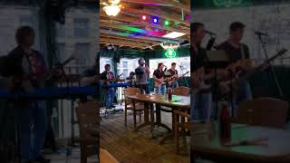 Ostrich Hat Crazy Little Thing Cover @ Molly Maguires 6-13-19