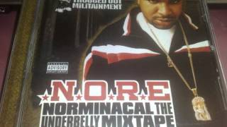 NORE Feat. Nature, Dwnlzy, Chris & Baby Sis - Back Em Down