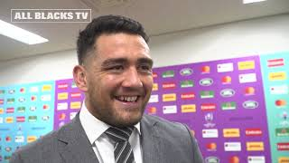 PLAYER REACTION: All Blacks vs South Africa (Yokohama)