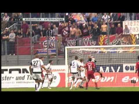 Wacker Burghausen 1:3 SpVgg Unterhaching (3. Liga 2010/2011)