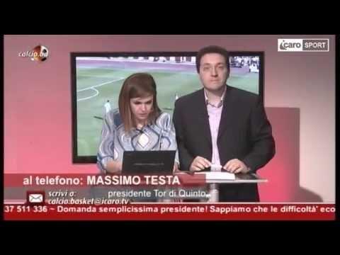 Icaro Sport. Calcio.Basket con Fabrizio De Meis, la puntata integrale