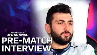 Pre-final interview with Liquid GH, SL i-League Invitational Season 2 (RU Subs)