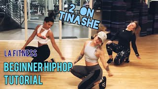 Beginner Hiphop Dance Tutorial // 2 On by Tinashe